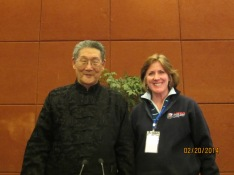 Philosophy & TCM scholar Professor Lou Yulie from Peking University