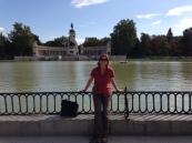 El Buen Retiro in Madrid