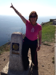 Finisterre - ancient Roman end of the earth and coastal end of the Camino
